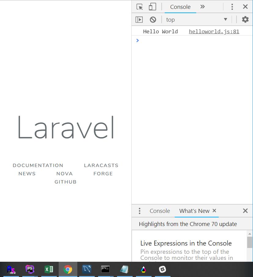LaravelにTypeScriptの導入